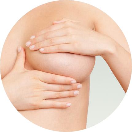 Chirurgie des seins mammaire