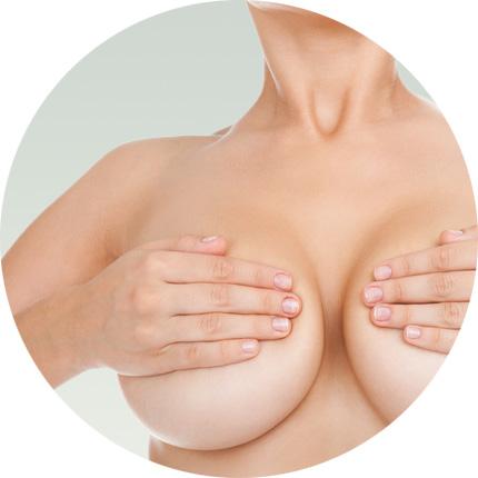réduction des seins ou hypertrophie mammaire